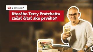 S čím začať: Ktorý Terry Pratchett je najlepší na začiatok?