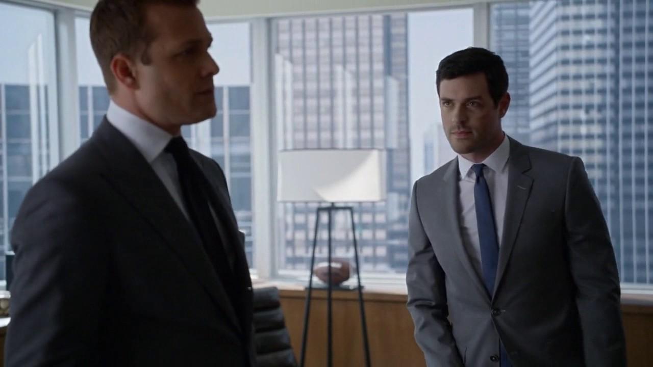 Logan Sanders Suits