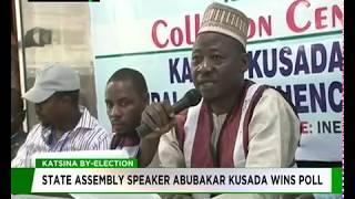 Katsina By election State assembly speaker wins polls
