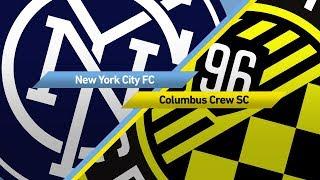 New York City FC vs Columbus full match