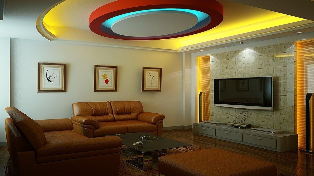 False Ceiling Designs For Living Room India Youtube
