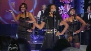 Solange Knowles - Sandcastle Disco Live Tyra Banks Show Sep-12-08 HQ