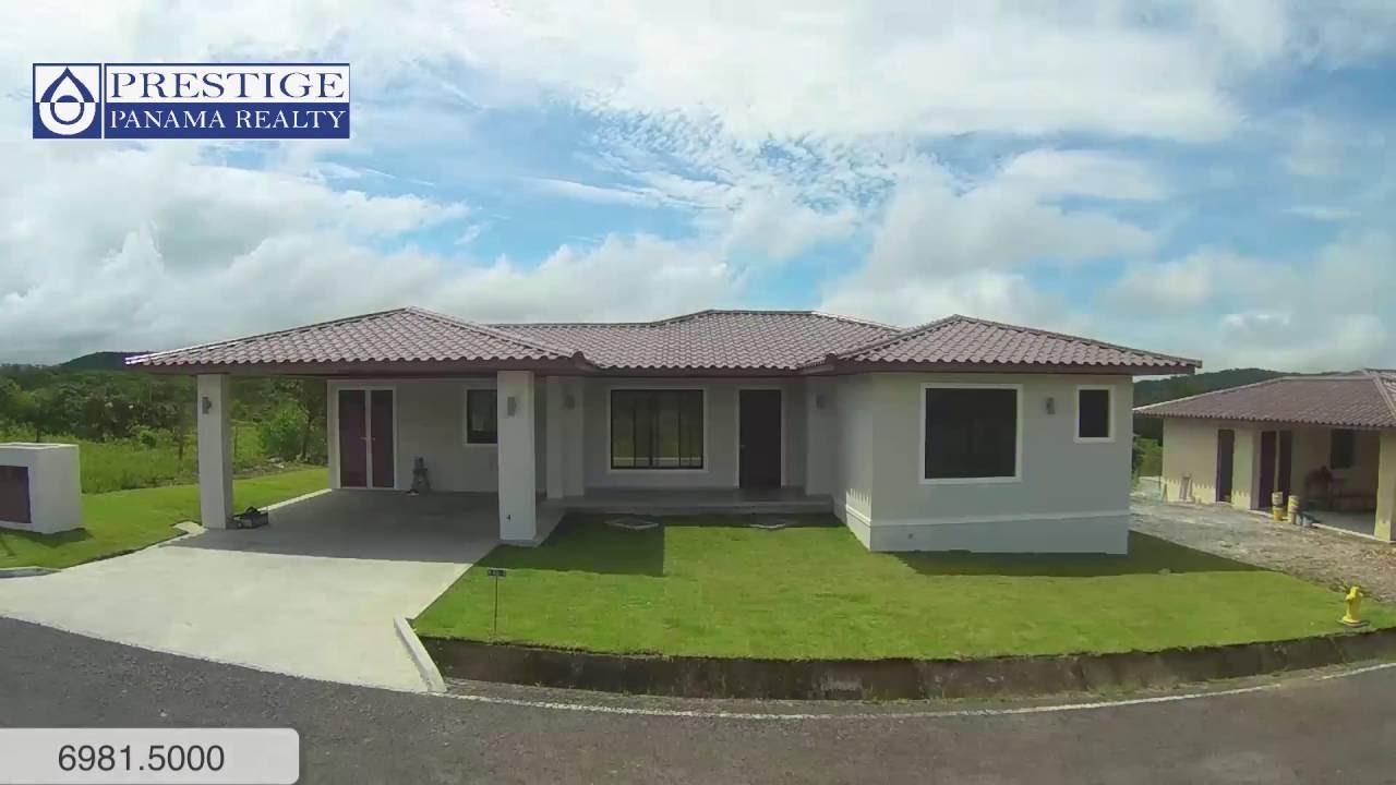 Venta de casa en boquete residencial bajareque chiriqu - Proyectos casas nuevas ...