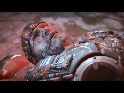 Gears of War 4 - MARCUS ALMOST DIES