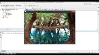 Cargar y Mostrar una Imagen con OpenCV en Java y Netbeans jonathanmelgoza