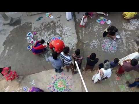 Adavikammapalli sankranthi festival celebrations