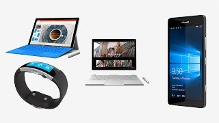 Microsoft Surface & Lumia Event Zusammenfassung - GIGA.DE