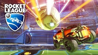 Godless Engineer Plays: Rocket League, Let's Play #2