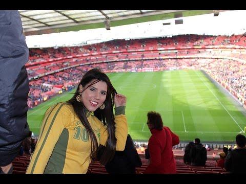Brasil X Chile - Emirates Stadium