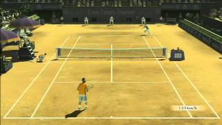 Smash Court Tennis 3 XBOX 360 AverMedia Game Capture HD 720p
