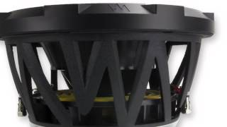 VM Audio Encore 12-Inch High Excursion Subwoofer | ECW120