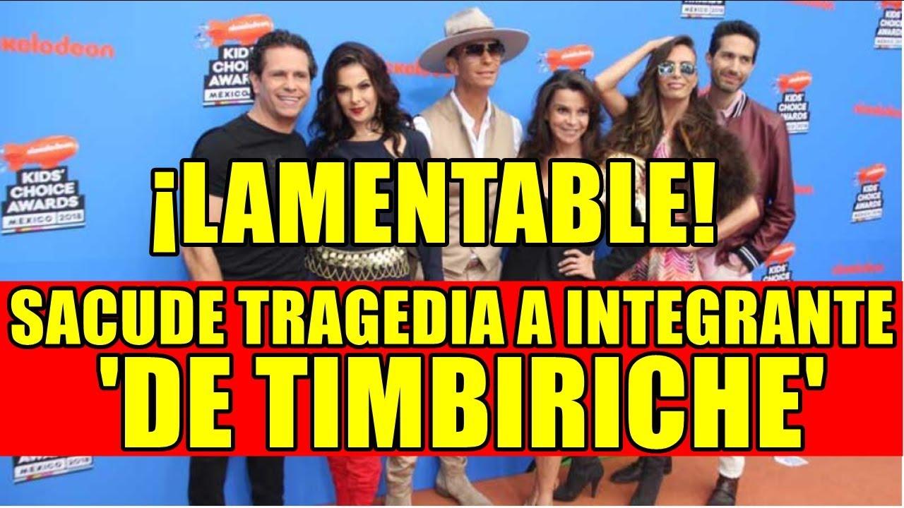 Sacude Tragedia A Integrante De Timbiriche Youtube