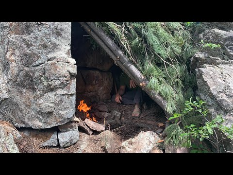 Natural Shelter and Primitive Fire