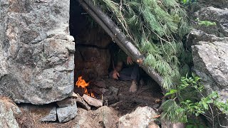 Natural Shelter and Prİmitive Fire