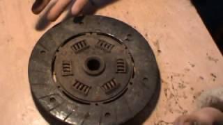 Буксует сцепление на ВАЗ 2107 (фото и видео)