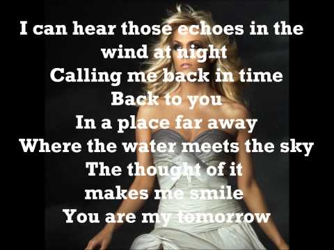 Carrie Underwood- Till I See You Again (With Lyrics)
