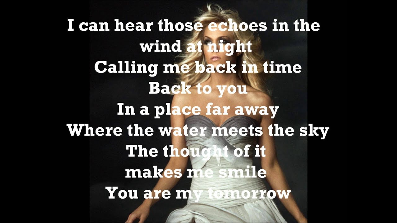 till we meet again lyrics by carrie underwood
