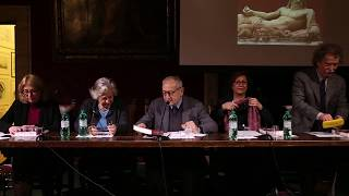 22-02-2018 Presentazione del volume IL SECOLO D'ORO DEL MUSEO CAPITOLINO 1733-1838