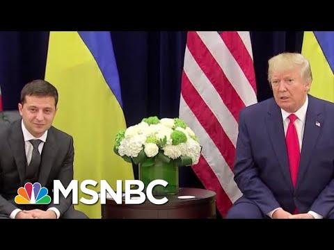 Tipping Point For Impeaching Trump As WH Admits Ukraine-Biden Plot