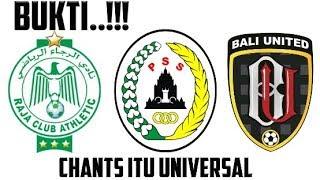 Download Mp3 Bukti! Sebuah Chants Itu Universal, Chants Serupa Dari Bali United, Pss & Ra