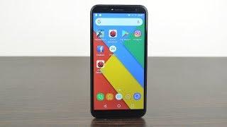 Oukitel C8 - самый бюджетный смартфон с 4G