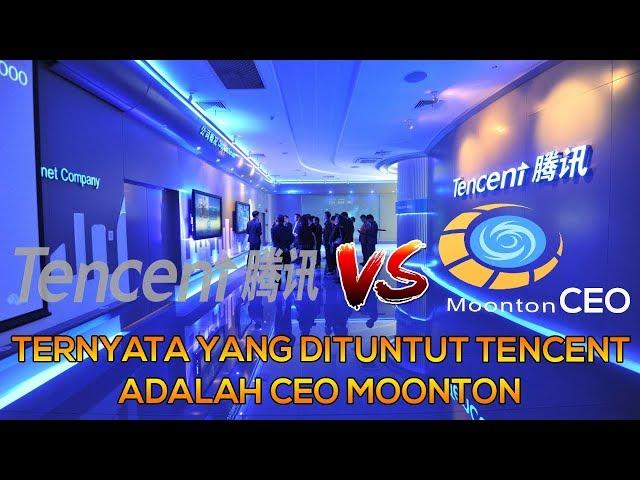 Ternyata yang Dituntut Tencent 42 Miliar Rupiah adalah CEO Moonton Mobile Legends! Alasannya?