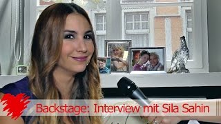 Backstage: Interview mit Sila Sahin - HD