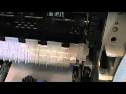 How To Fix And Repair The Adf Doc Feeder Q5997a Hp Lase