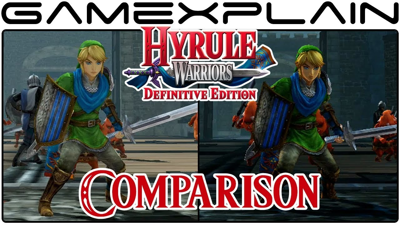 hyrule warriors definitive edition 100 walkthrough