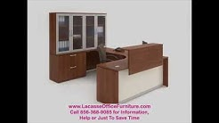 Reception Furniture from Groupe Lacasse Office Furniture
