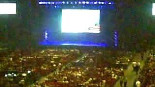 Lee Evans Intro Birmingham NIA Big Tour
