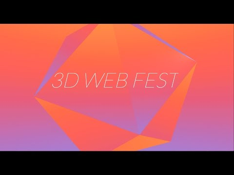3D Web Fest 2015 - Live Performance Art - Part 1