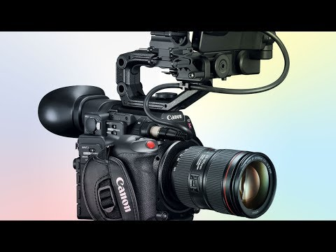 Canon C200 Cinema Camera First Look