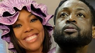D Wade THANKS Gabrielle Union For Taking Him Back After He Cheated & Had A Baby With Another Woman