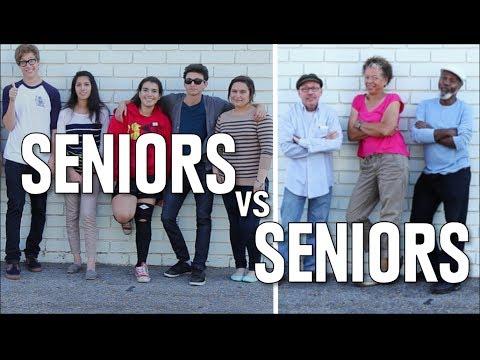 Seniors vs Seniors