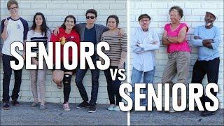 Seniors vs Seniors thumbnail