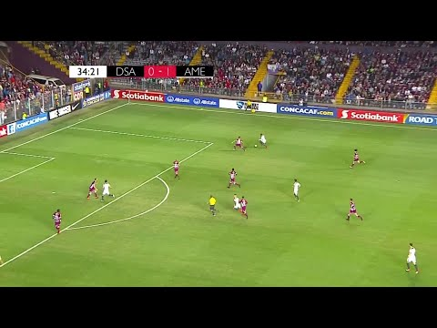 Rocket League Goal of the Game | Saprissa vs America