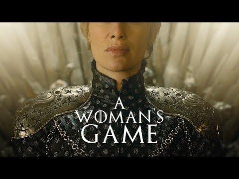 Karliene - A Woman's Game - A Cersei Fan-Song