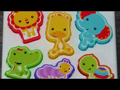 Fisher Price Animal Friends Activity, Discovery Puzzle