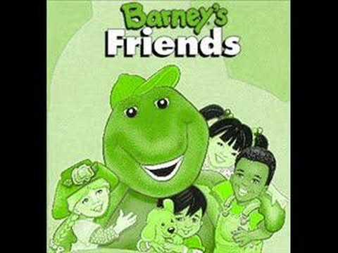 Barney - I love you - REMIX!!