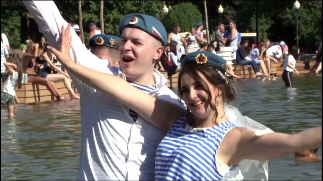 В России отметили День Воздушно-десантных войск