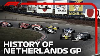 The History of the Dutch Grand Prix