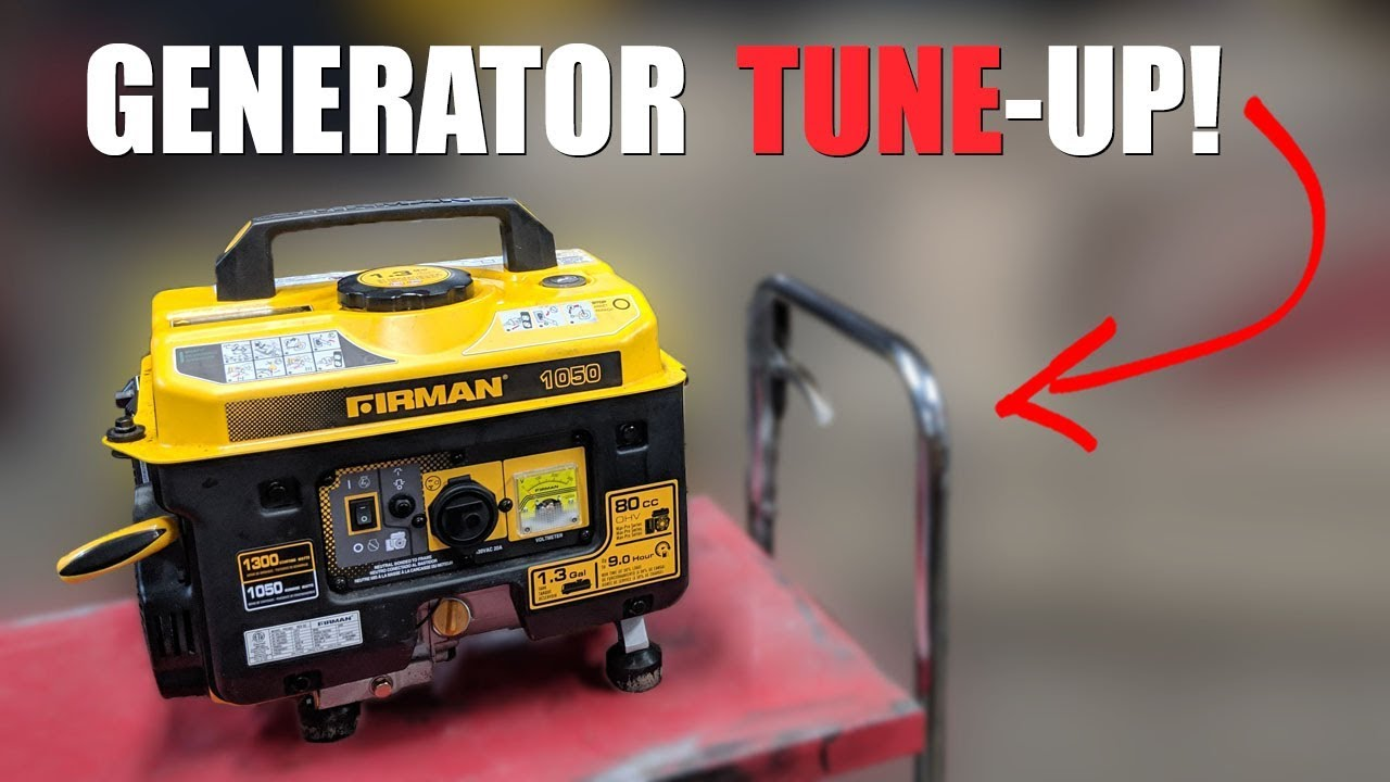 Firman 80cc Generator - Won't Start