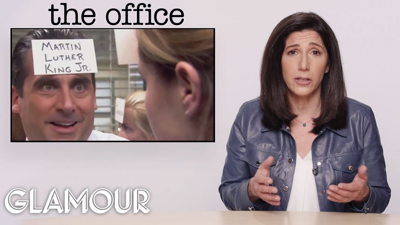 HR Expert Analyzes Workplaces From TV & Movies | Glamour