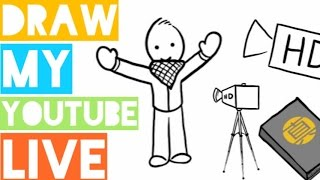 DRAW MY YOUTUBE LIFE ● NEJFAKE