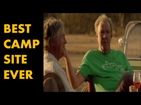 The Grand Tour   Shopping and Camping in Namibia
