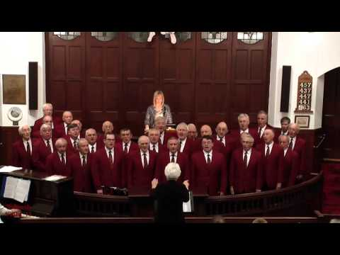 """Cwmann Male Voice Choir - """"O Gymru"""""""