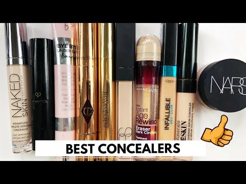 Best Concealers for Under Eyes With Texture