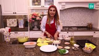 الفطور الملوكي - غادة التلي