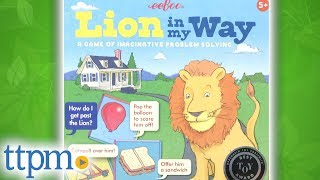 Lion in my Way from eeBoo